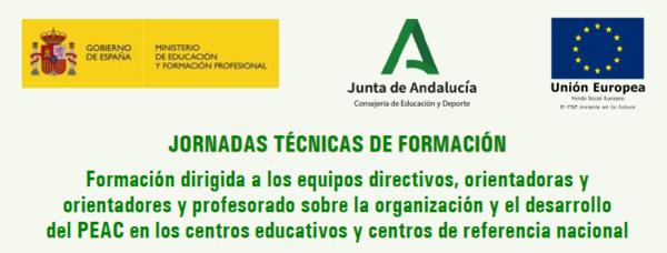 Jornadas PEAC centros