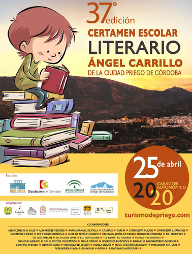 37 edición Certamen Ángel Carrillo