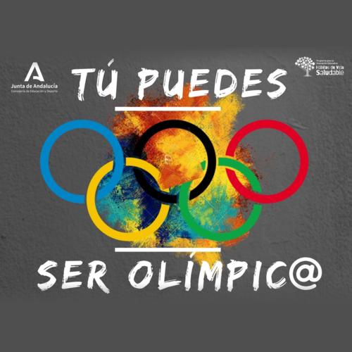 Enlace Tú puedes ser Olímpico