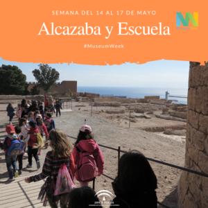 ALCAZABA Y ESCUELA