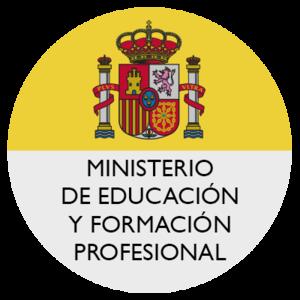 Escudo Ministerio Educación