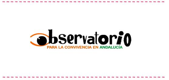 """Logotipo de la Red Andaluza """"Escuela: Espacio de Paz"""""""