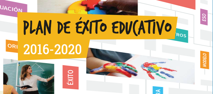 Plan de éxito educativo 2016 - 2020