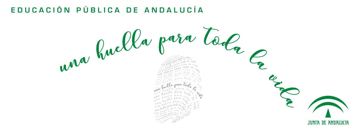 Educación Pública de Andalucía - Una huella para toda la vida