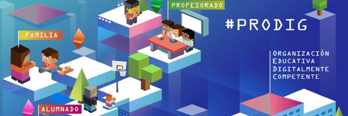 PRODIG - Programa para la transformación digital del centro educativo