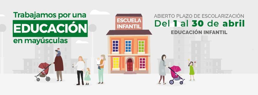 Escolarización Primer Ciclo de Infantil