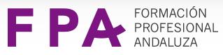 Acceso a la web de la Formación Profesional Andaluza