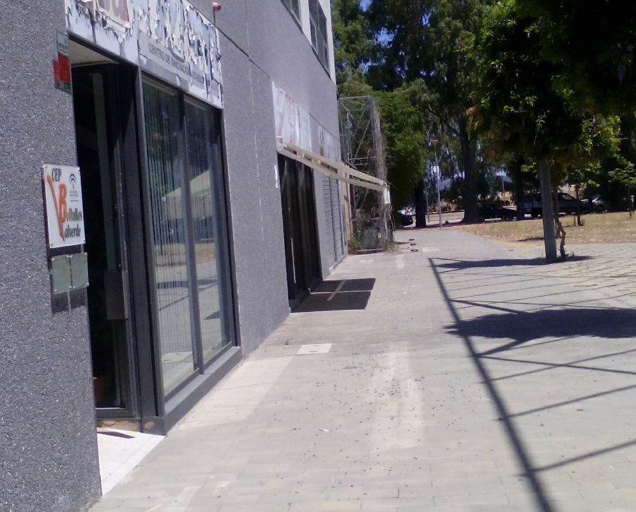 Datos de contacto de la sede de Valverde del Camino