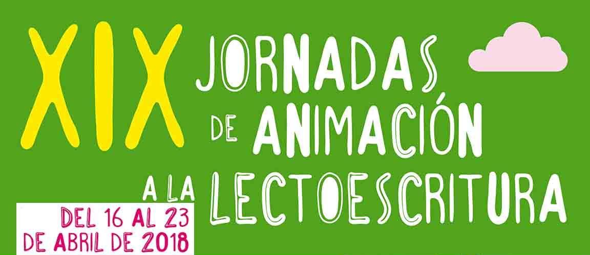 Jornadas de animacióna la lectoescritura 2018