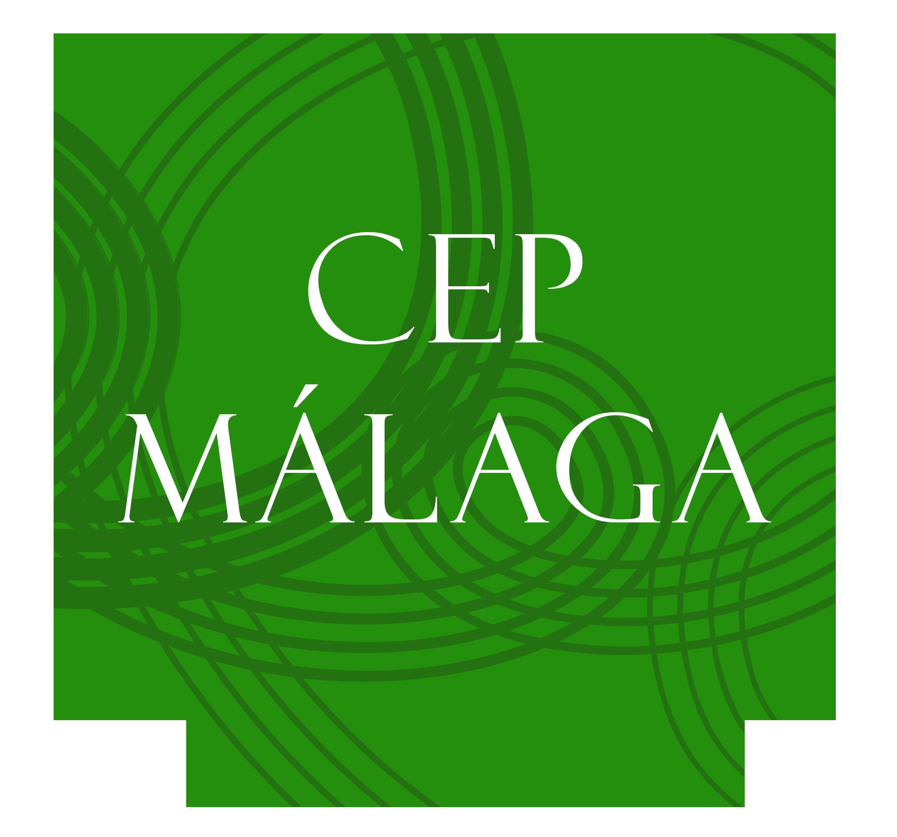 Logo Cep de Málaga