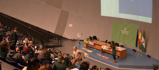 Congresos, jornadas, conferencias en el CEP de Sevilla