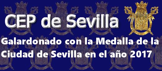 Medalla de la Ciudad de Sevilla