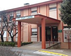 Datos de contacto del Centro del Profesorado de Jaén
