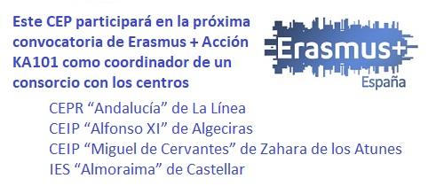 Consorcio Erasmus + Acción KA101
