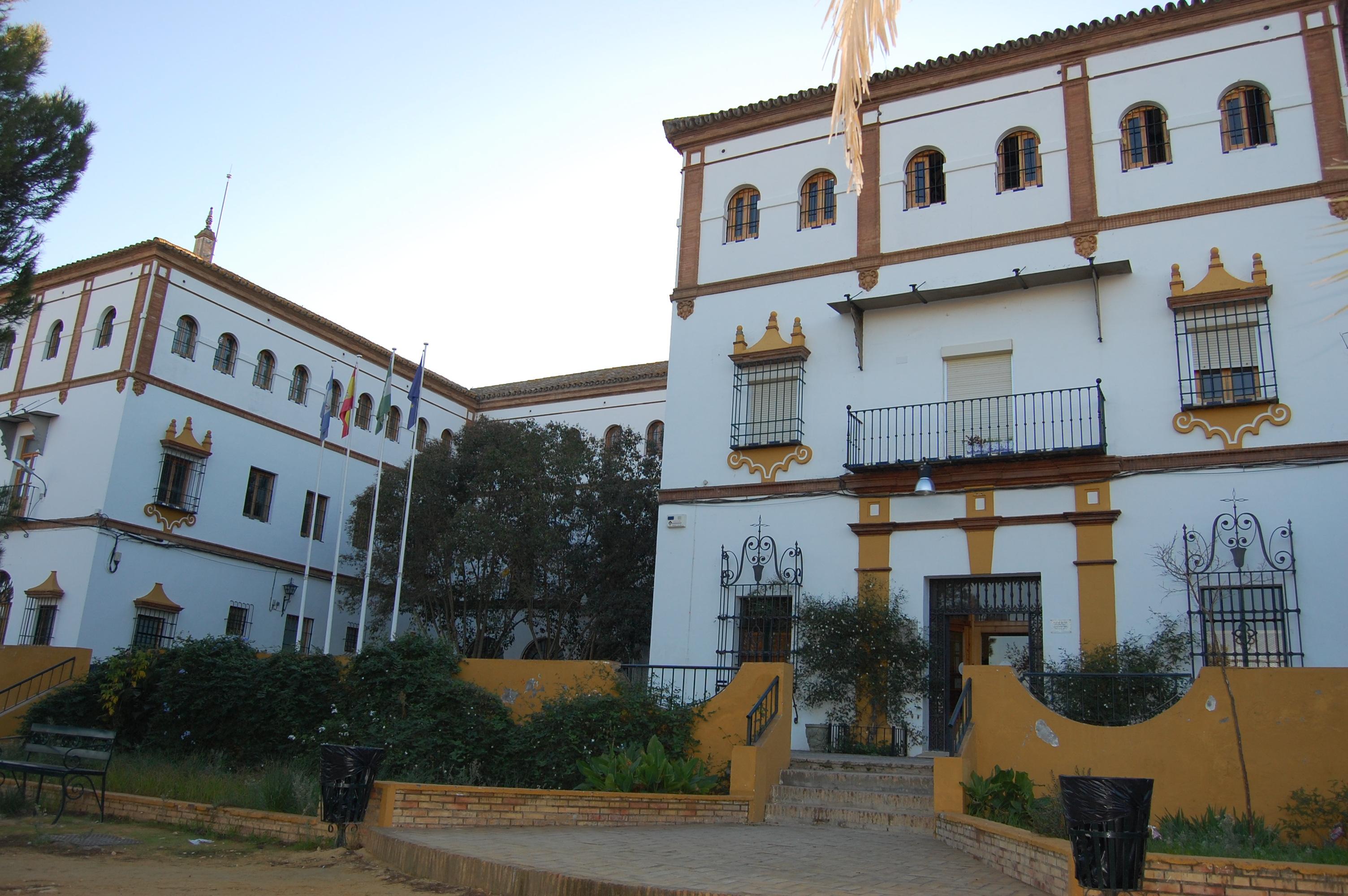 Datos del Centro del Profesorado de Alcalá de Guadaira