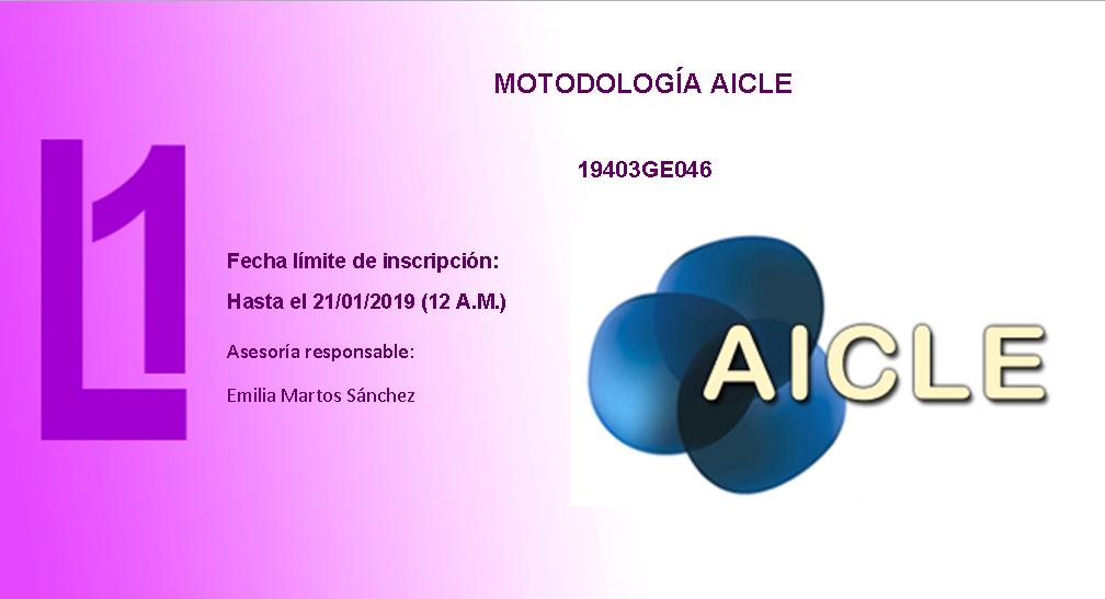 Metodología AICLE