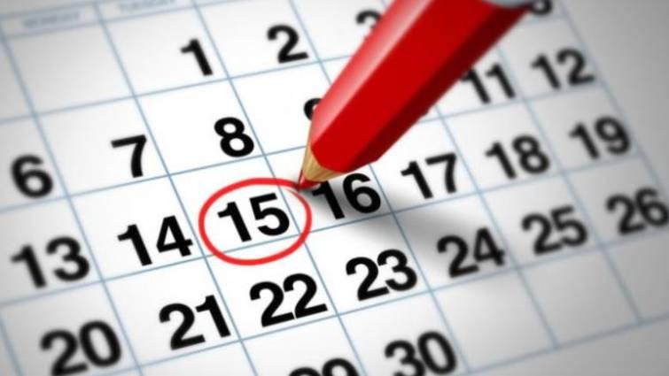 Calendario de actividades y sesiones de trabajo de las asesorías del CEP de Orcera
