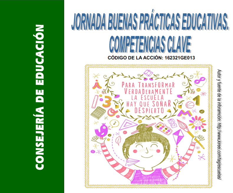 Jornada de Buenas Prácticas Educativas. Orcera, 1 de junio de 2016