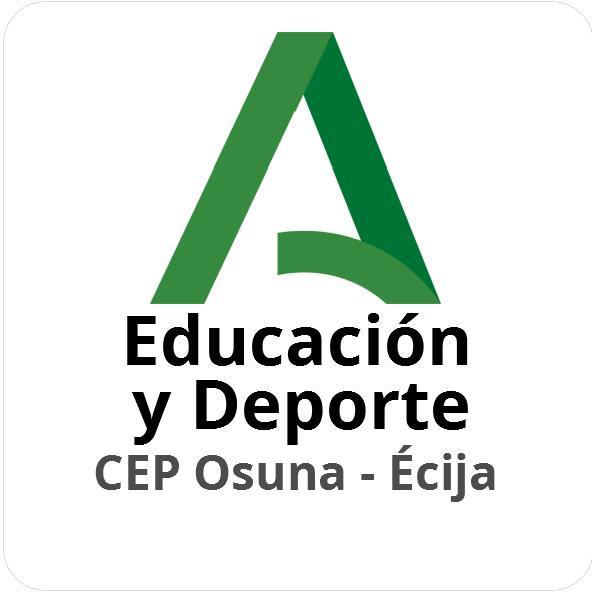 Logo del Centro del Profesorado de Osuna y Écija
