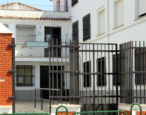 Aula de extensión del CEP en Pozoblanco