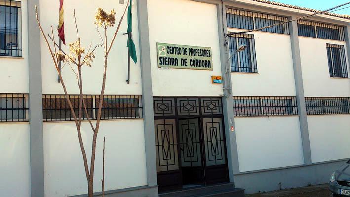 Sede del CEP de Peñarroya-Pueblonuevo