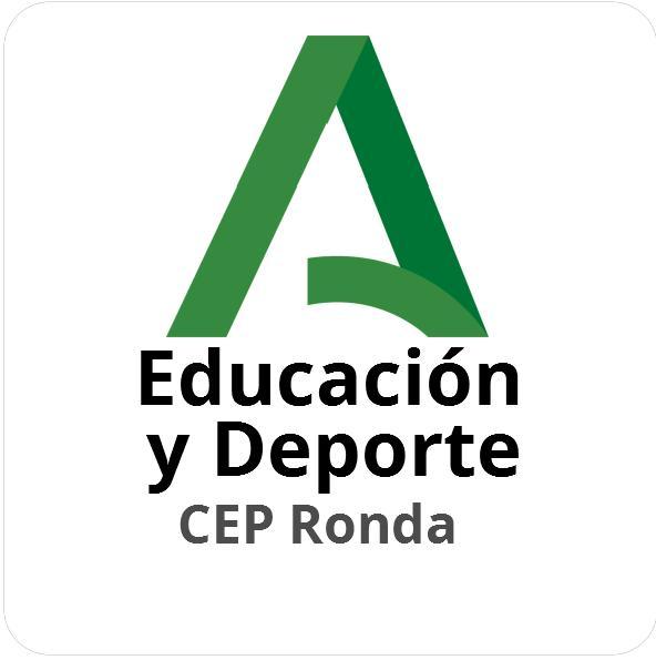 Logo del Centro del Profesorado de Ronda