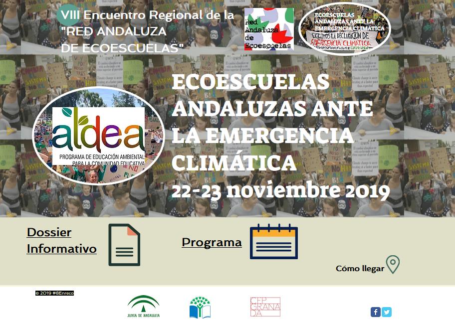 VIII Encuentro Regional de la Red Andaluza de Ecoescuelas