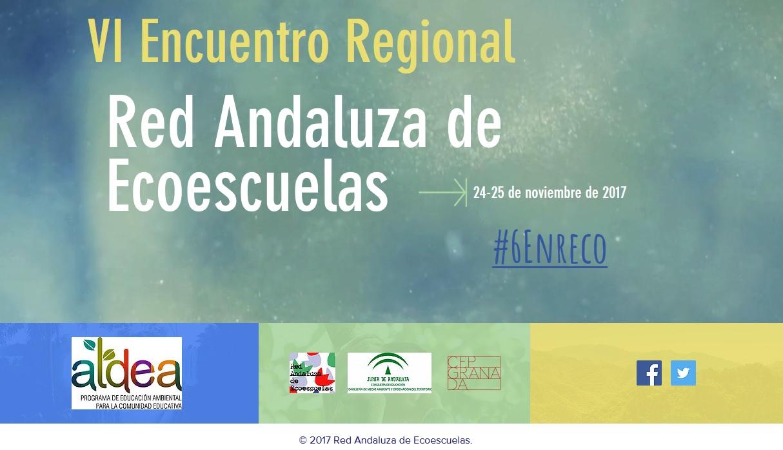 VI Encuentro Regional de la Red Andaluza de Ecoescuelas