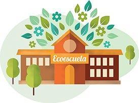 Imagen identificativa del Proyecto Ecoescuelas