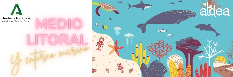 Medio litoral y entorno marino
