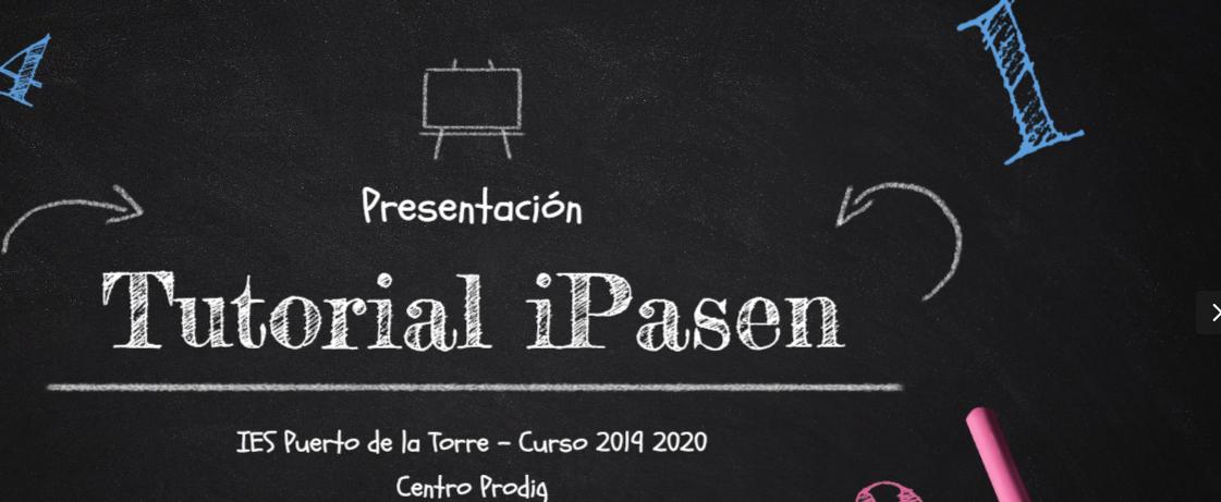 Tutorial iPasen