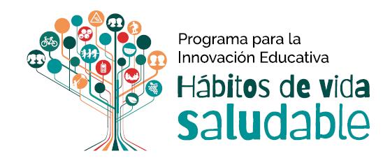 Hábito de vida saludable - Programa para la Innovación Educativa