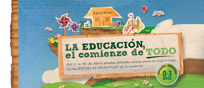 La educación, el comienzo de TODO