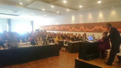 Jornadas de Formación sobre Selección y Evaluación de Directores y Directoras