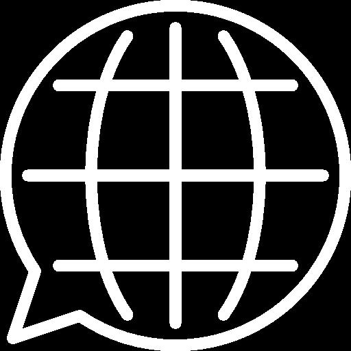 Icono de la sección Idiomas