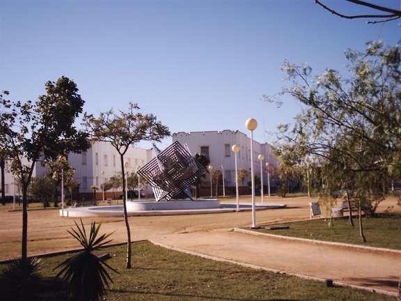 Ubicación Campus El Carmen AndalucíaSkills2018