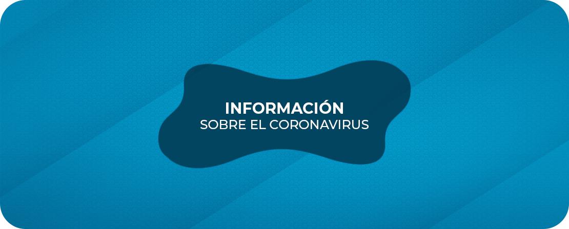 Información actualizada del SEPIE sobre el Coronavirus