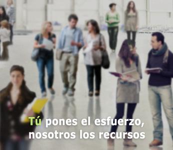 Becas y ayudas curso 2016 - 2017