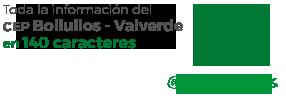 Centro del Profesorado de Bollullos - Valverde