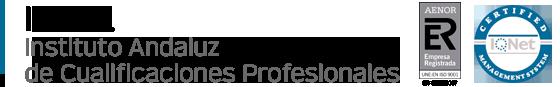 Instituto Andaluz de Cualificaciones Profesionales