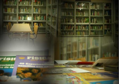 Biblioteca CEP Sevilla