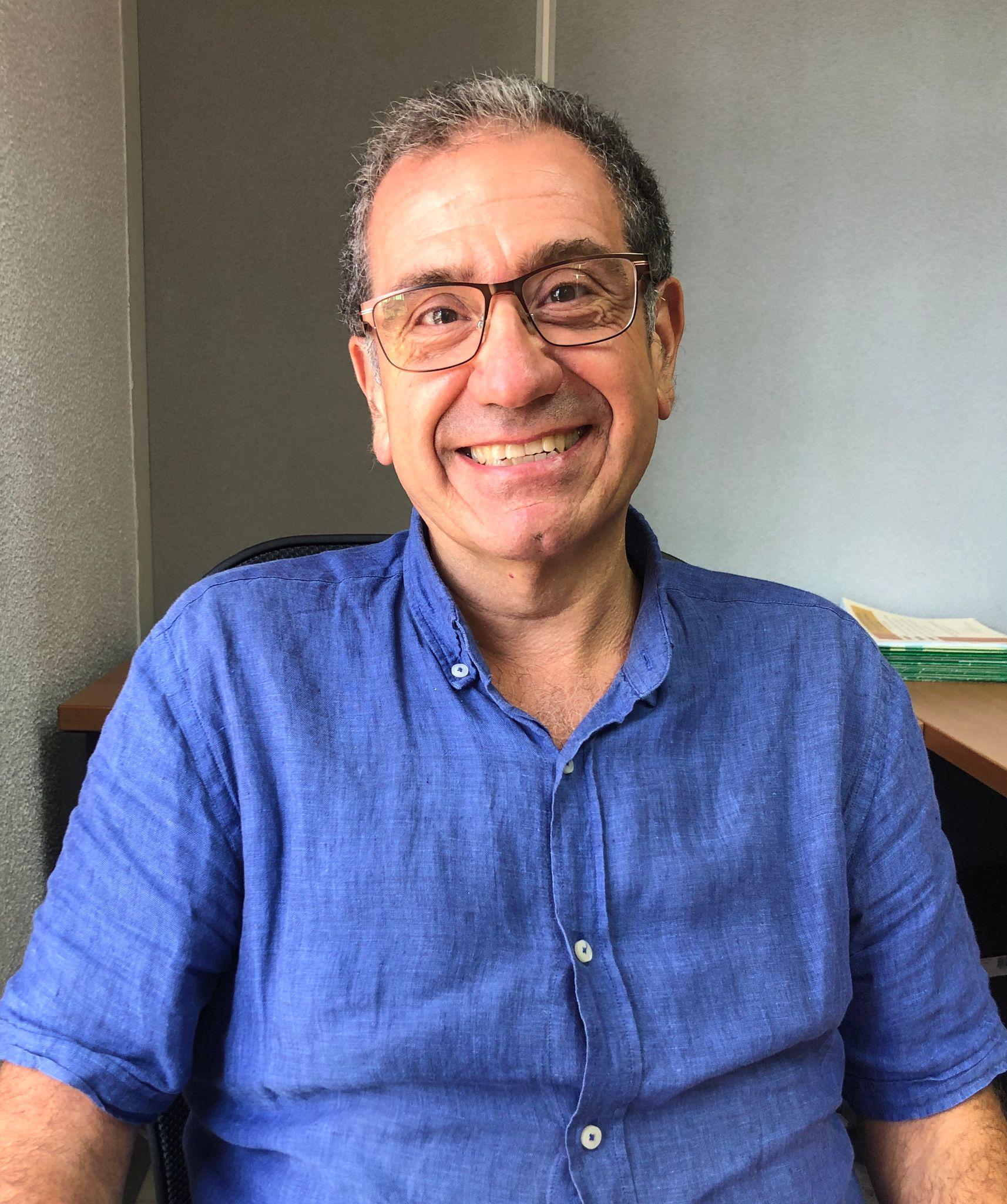 Miguel Ángel Barrones Buzón