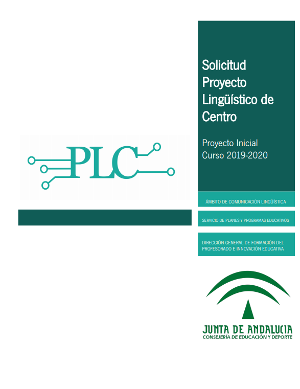 Solicitud PLC_Modelo Proyecto inicial 2019
