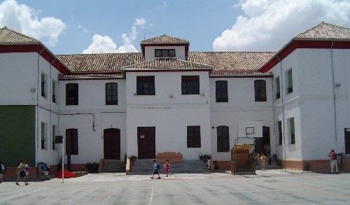 Colegio Gómez Moreno de Granada