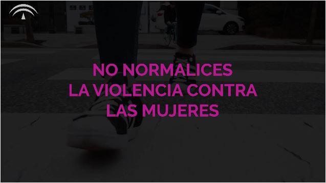 Campaña 25N 2018 No normalices