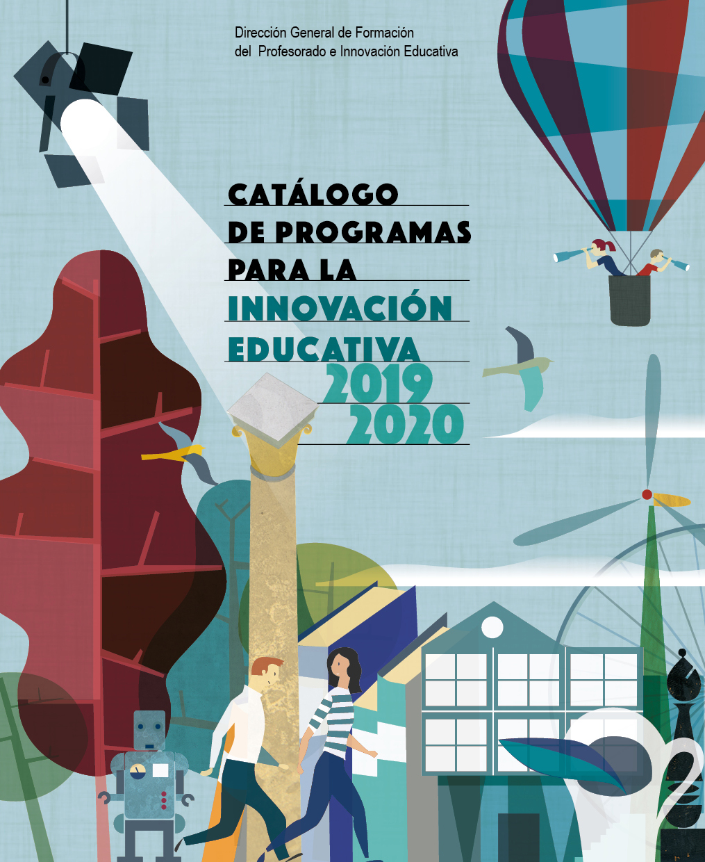 Catálogo de Programas para la Innovación Educativa 2019-2020