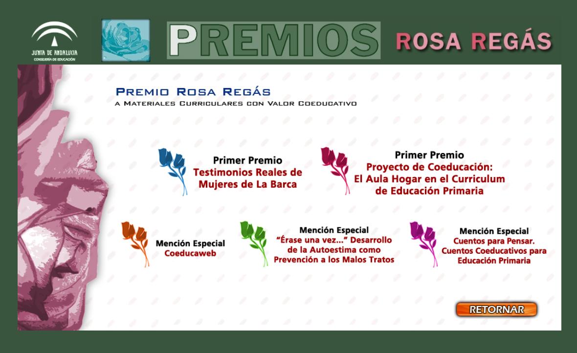 Materiales Rosa Regás II edición