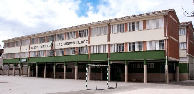 Colegio Medina Olmos de Guadix (Granada).