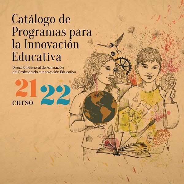 Catálogo Programas Innovación Educativa 21-22