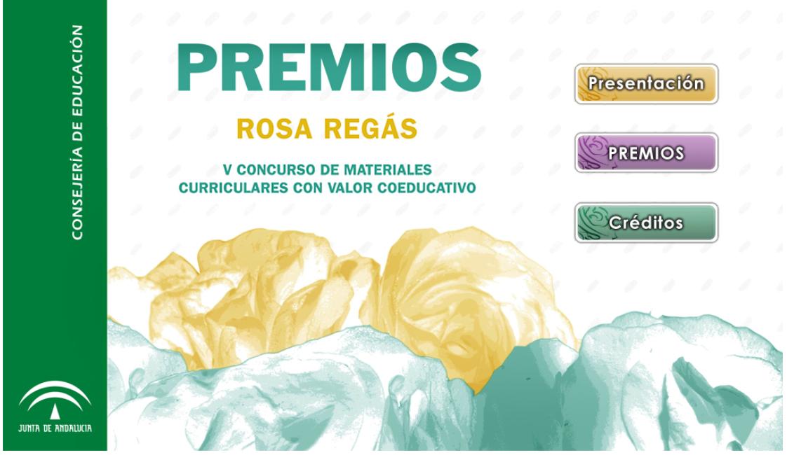 Materiales Rosa Regás V edición